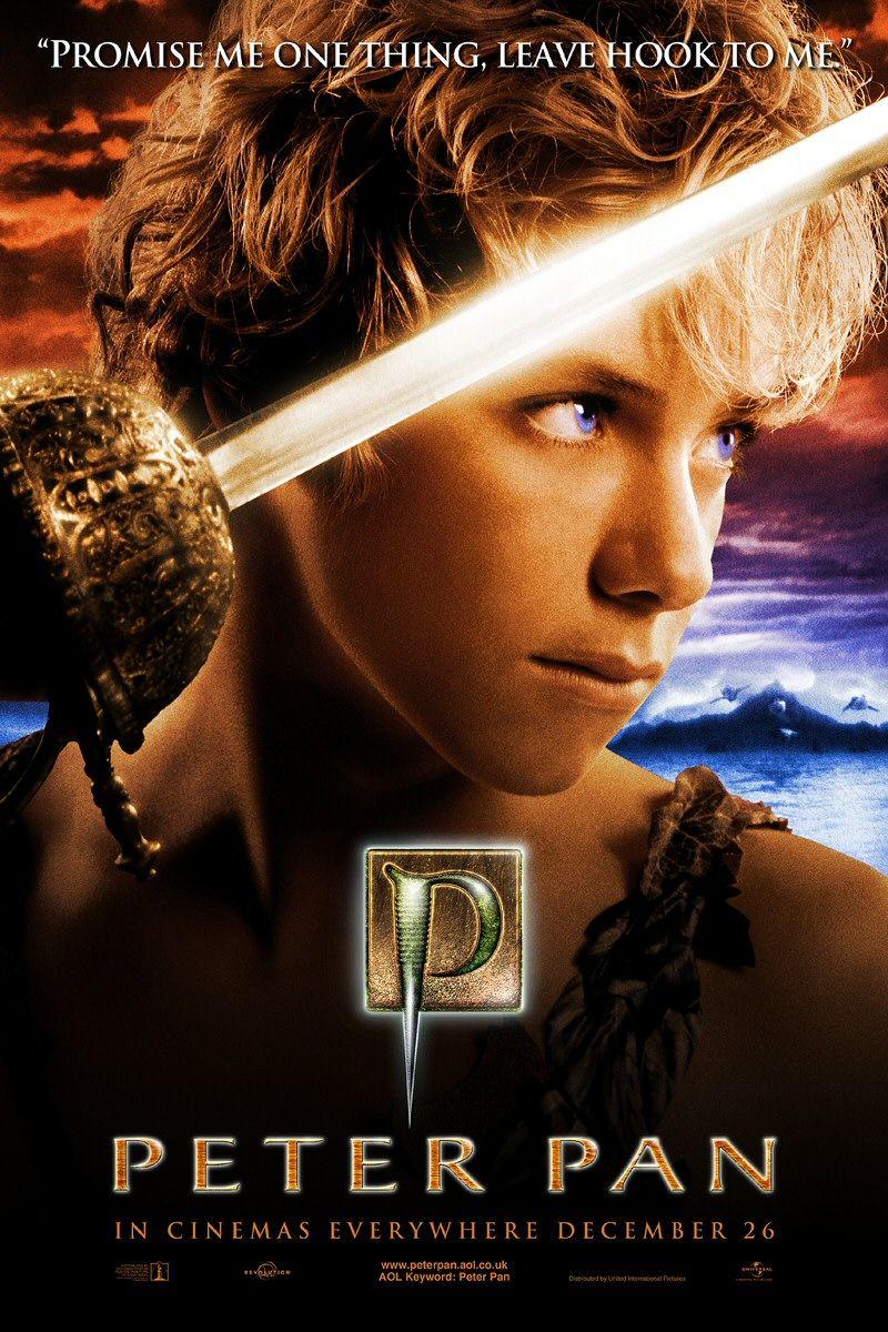 Скачать торрент Питер Пэн / Peter Pan (П.Дж.  Хоган) 2003, фэнтези, мелодрама, приключения, семейный, LowHDRip DUB.